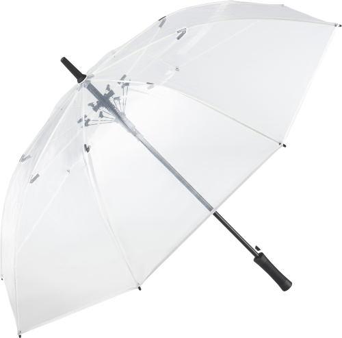 store gennemsigtige paraplyer