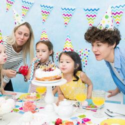 Sådan planlægger du den bedste børnefødselsdag